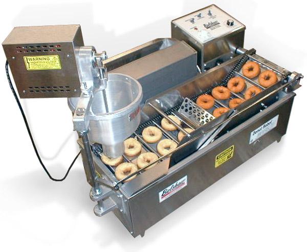 Автоматическая газовая фритюрница Belshaw Mark 2